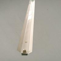 T8铁皮支架 0.3MM厚led灯架 单管弧形罩支架 1.2