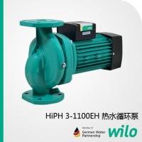WILO德国威乐小型管道泵HiPH 3系列