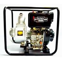 4寸便携式柴油动力水泵