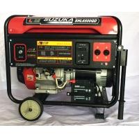 5KW汽油发电机 铃鹿SHL6500QD