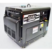 5千瓦静音柴油发电机 铃鹿SHL6900CT