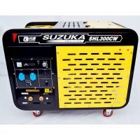 300A柴油自发电焊机 铃鹿SHL300CW