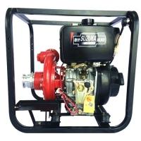 3寸柴油机水泵 铃鹿SHL30CG