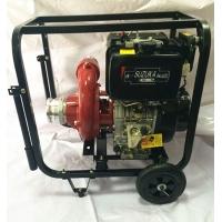 4寸柴油动力水泵 铃鹿SHL40CG