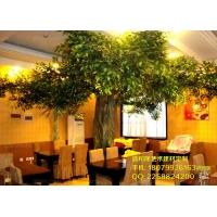 湖南仿真植物 假树 室内户外装饰树 咖啡厅酒楼制造氛围
