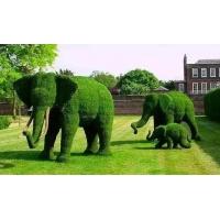 江西绿植景观雕塑 大型园林仿真动物 植物 人造型雕塑