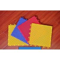 2106新型块状组合地板_悬浮拼装地板