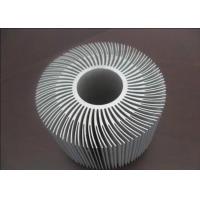 散热器铝型材,太阳花