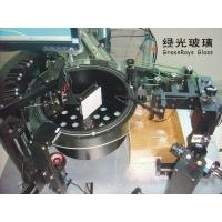 高平整度玻璃盘光学影像筛选机