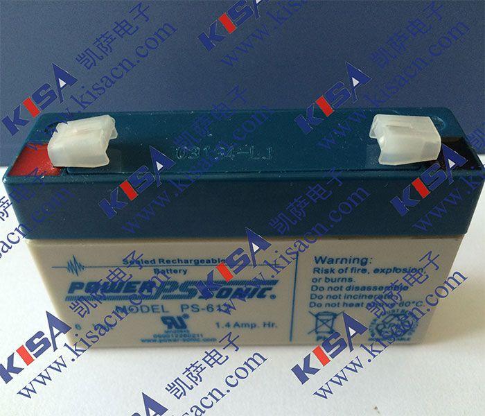 原装进口密封型铅酸蓄电池Power-Sonic PS-612