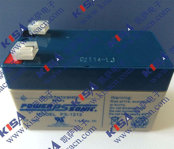 原装进口密封型铅酸蓄电池Power-Sonic PS-628
