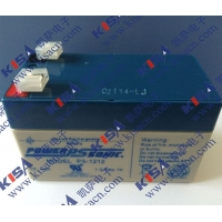 原装进口密封型铅酸蓄电池Power-Sonic PS-124