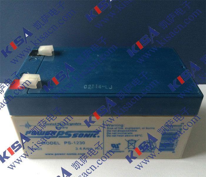 原装进口密封型铅酸蓄电池Power-Sonic PSH-12