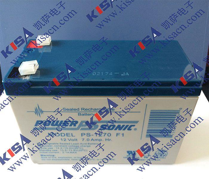 原装进口密封型铅酸蓄电池Power-Sonic PS-125