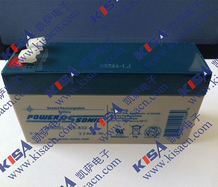 原装进口密封型铅酸蓄电池Power-Sonic PS-605