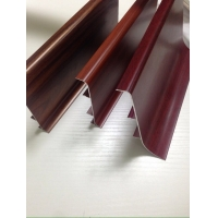 新型产品欧式弧形科迪生铝合金踢脚线