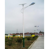 保定太阳能路灯20W30W光源5米6米灯杆农村太阳能路灯