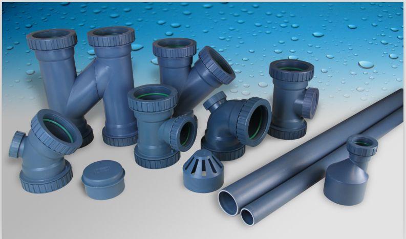 聚丙烯PP超靜音排水管道系統(鎖緊式應力補償連接)-- 瑞河牌