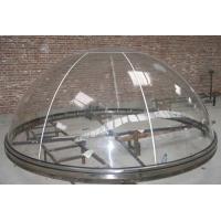 3米直径球罩 亚克力罩子 压克力球 圣诞圆球罩 超大压克力球