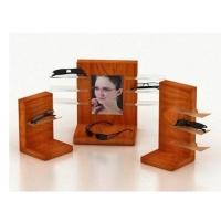 新款亚克力眼镜展示架 压克力眼镜展示架 有机玻璃眼镜展示架