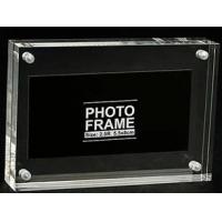 水晶相框  亚克力相框相架  促销亚克力相框