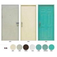 钢质夹纸皮或泡沫复合门厂家直供量大从优钢质门