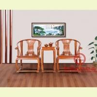 广东红木家具厂-中山红木家具厂-富亿家皇宫椅163