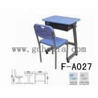 学校家具,升降课桌椅,中空吹塑课桌椅,钢木课桌椅