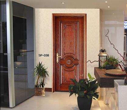 首天木门供应环保优质复合实木门