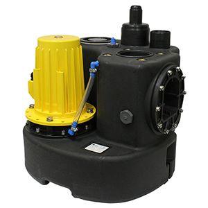 德国原装进口泽德污水提升器一体化污水提升装置