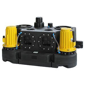 泽德污水提升器德国原装进口泽德干式泵站一体化污水提升装置