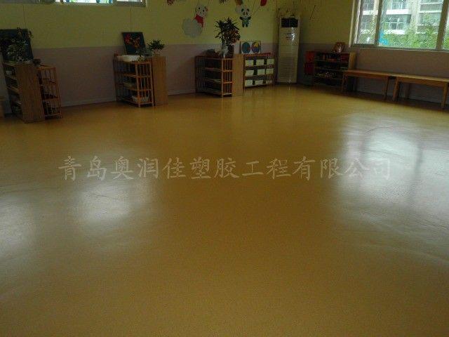 幼儿园PVC地板,幼儿园地胶,塑胶地板