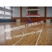 东营篮球场地板、PVC运动地板