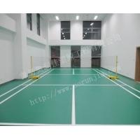 羽毛球地板,PVC运动地板