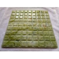 洪利玉石板材丹东绿防滑板 天然石材 防滑板
