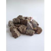 岫岩洪利玉石板材麦饭石毛块 原石毛块 裸石 卵石