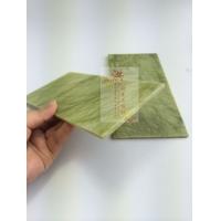洪利玉石板材绿玉砖 丹东绿板材 天然石材 玉石板材