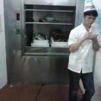 河南餐厅专用送菜电梯 送饭电梯 送餐电梯