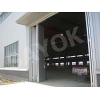 SAYOK电动折叠门、遥控折叠门、合肥折叠门 彩钢折叠门
