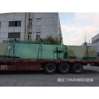 杭州宁波湖州19mm幕墙玻璃