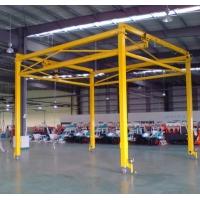 YF固定门式起重机行车龙门吊也叫小型龙门吊架