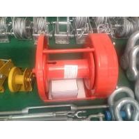 手摇绞盘 MK-E型小型手动卷扬机 1T2T3T手动卷扬机