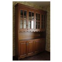 索菲世家家居-实木书柜 美式书柜