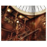 索菲世家家居-实木楼梯 003