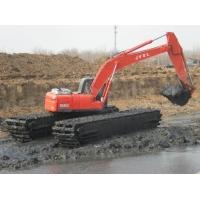 国内外超强得水陆两用挖掘机销售