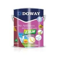 杜威无添加疏水自洁全效墙面漆