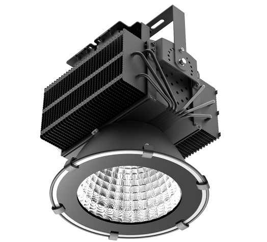 400W LED工矿灯替换飞利浦1000W金卤灯
