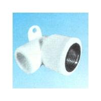 PPR管件-内丝纹弯头(带座)