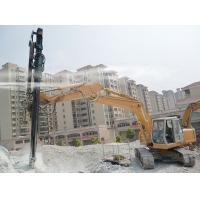 钻孔设备挖机改液压钻机全国上门改装