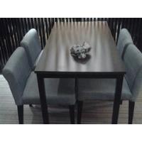 辖西餐厅桌椅:超低价西餐厅桌椅推荐给你